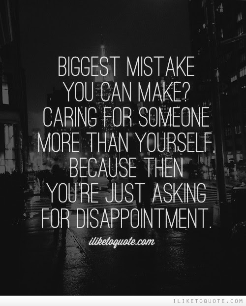 Biggest Mistake You Can Make Caring For Someone More Than Yourself
