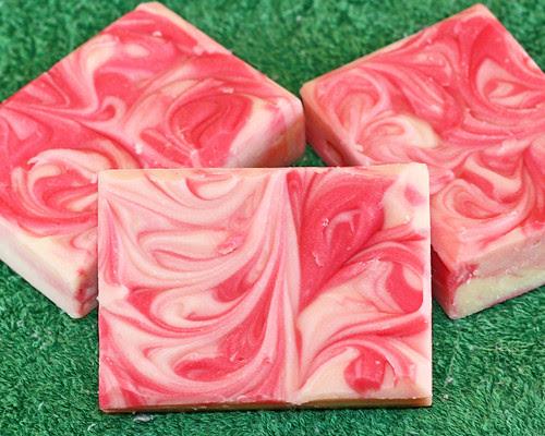 More soap...