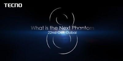 Tecno Unveiled New Phantom Smartphone Yesterday In Dubai