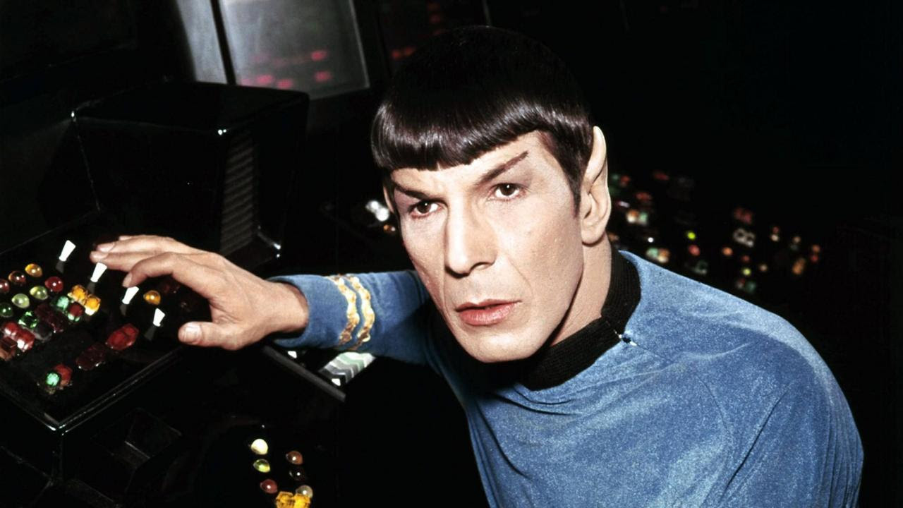 Leonard Nimoy (Credit: Credit: Alamy Stock Photo)