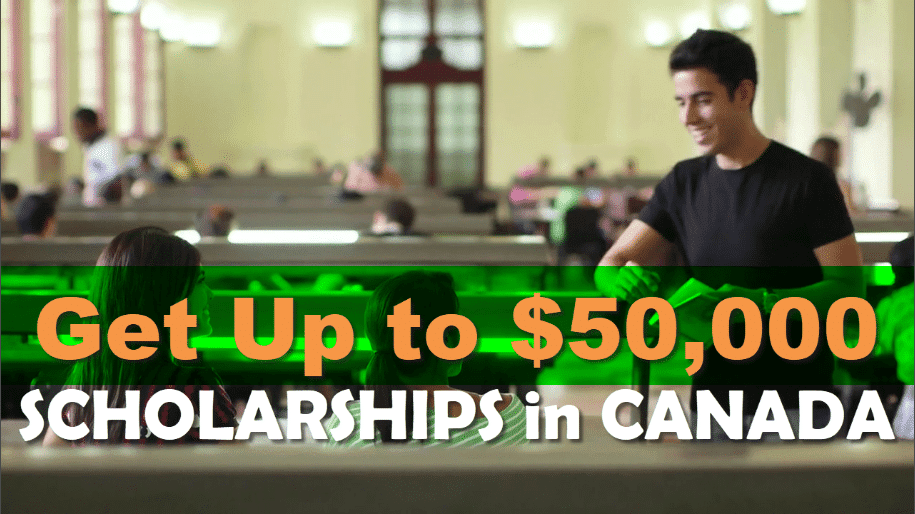 xclusivefx: 40+ Scholarships in Canada for International ...