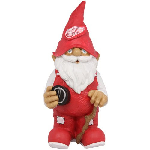 Forever Collectibles NHL Detroit Red Wings Team Gnome