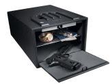 fingerprint gun safes