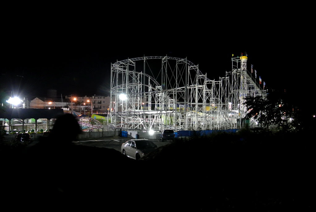 Keansburg Beach Amusement Park