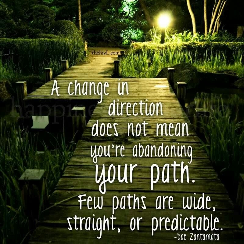 Quotes About Path Of Life 219 Quotes