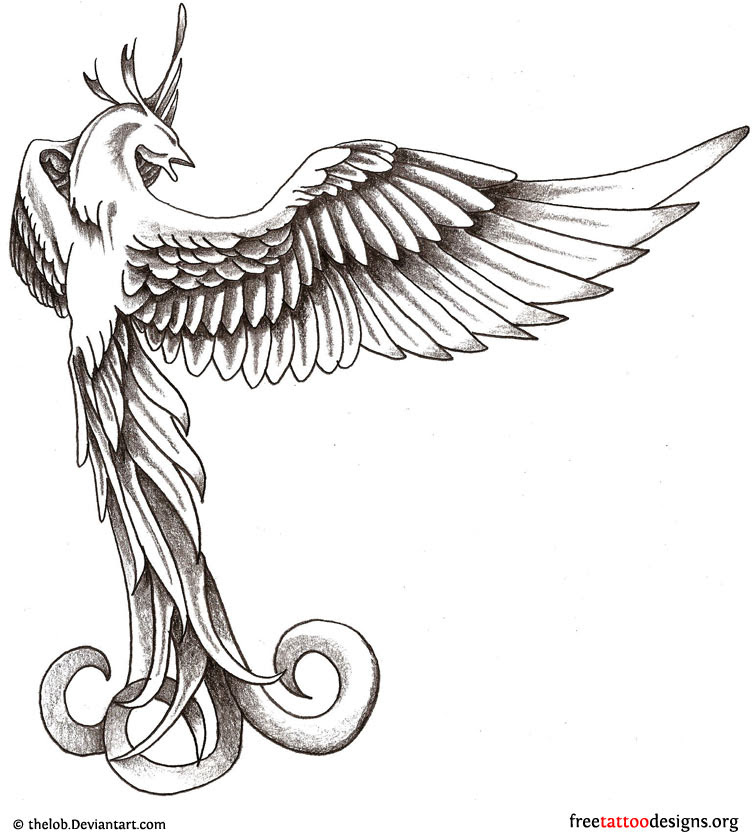 Phoenix Tattoos 75 Cool Designs