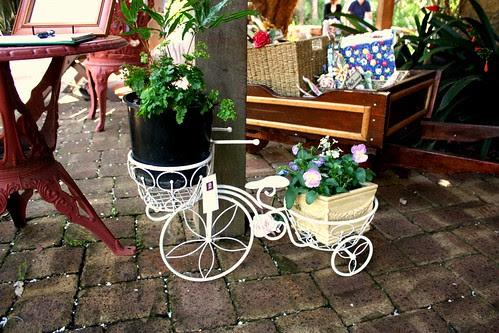 Bicycle Pot Holder