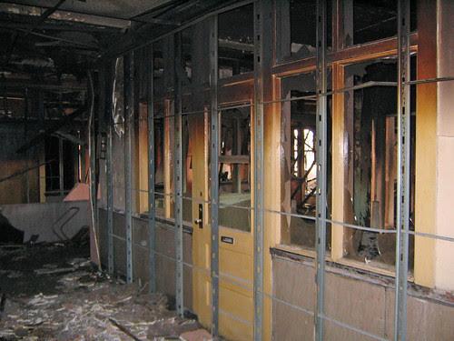 Corridor Fire 01