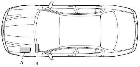 Jaguar X Type Fuse Box Diagram Fuse Diagram