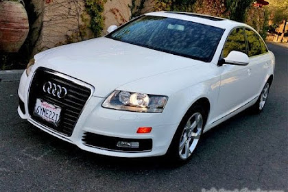 2010 Audi A6 Supercharged For Sale