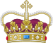 Crown of the Crown Prince of Denmark.svg