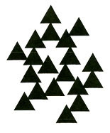 Triangle collage stamp - Click Image to Close