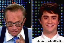 Daniel Radcliffe on Larry King Live