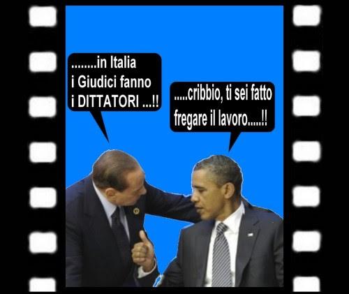 satira,berlusconi,g8,obama,politica,giudici