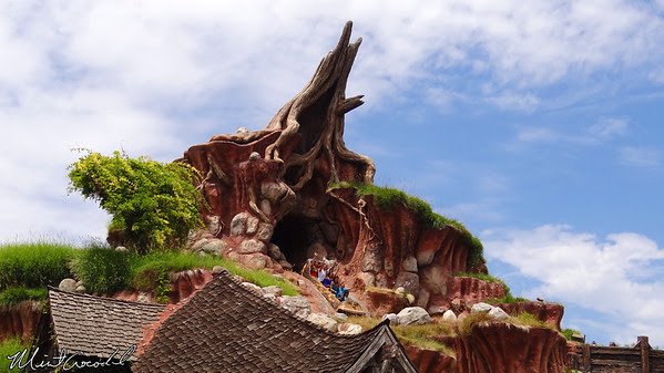 Disneyland Resort, Disneyland, Critter Country, Splash Mountain, Limited, Time, Magic