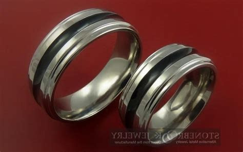 Tana's blog: Set Titanium Wedding Rings