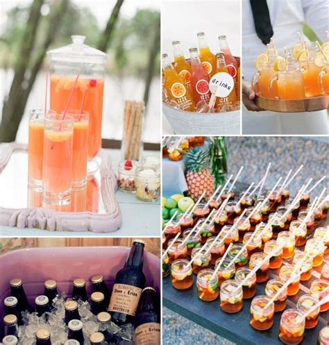 68 best Wedding Welcome Drink Ideas images on Pinterest