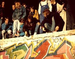 O esquerda.net organizou um dossier com artigos e opinião acerca deste momento que marcou o mundo em Novembro de 1989. Foto fiahless/Flickr