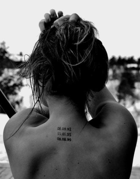 Tatuajes En La Espalda Que Te Harán Lucir Súper Sexy Mujer De 10
