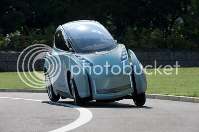 Nissan Land Glider concept 3