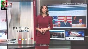 Compilação das belas jornalistas de Portugal - video 1