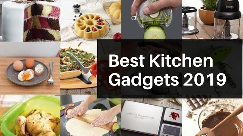 Get Inspired For Unique Kitchen Gadgets 2019 images