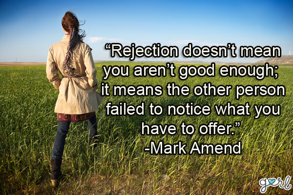 70 Inspirational Famous Quotes About Rejection In Love - Paulcong