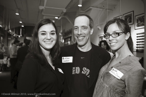 February 25, 2010 - Boston, MA - Soxup event at Fenway Park Absolute Clubhouse hosted by Awareness.