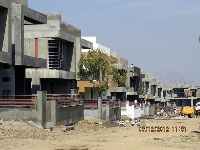 2nd Avenue - Development in the 1st Year - Kolte-Patil Life Republic Marunji, Hinjewadi - Kasarsai Road, Pune 411057