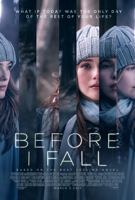 Výsledek obrázku pro before i fall plakát