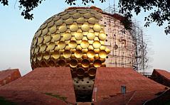 Auroville: Under Construction (by premasagar)
