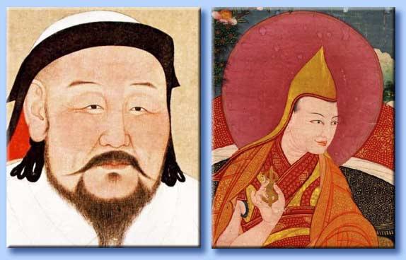 kublai khan - sonam gyatso
