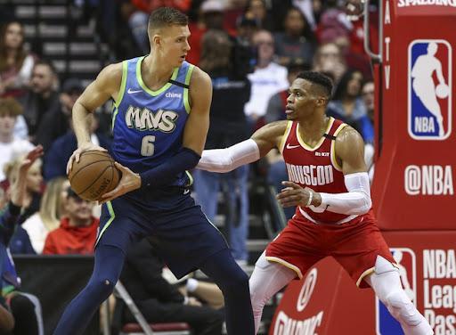Avatar of Dallas Mavericks vs. Houston Rockets - 5/12/20 NBA2K NBA Sim Pick, Odds, and Prediction