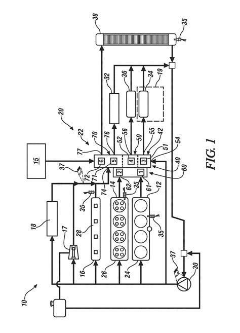 Patent Report: | US10107175 | Valve assembly for thermal
