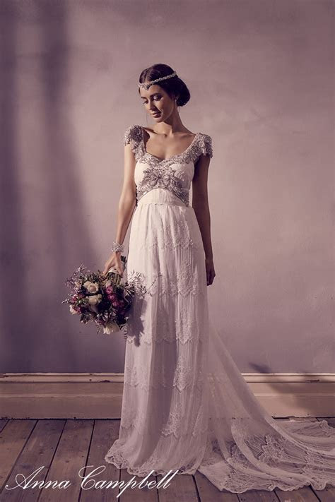 Anna Campbell ? New Collection   Sell My Wedding Dress