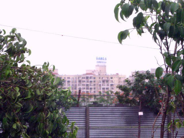 Ganga Constella from Kolte-Patil Developers' Tuscan Estate, 3 BHK Flats & 4 BHK Penthouses, on main Kharadi - Hadapsar Bypass, behind Radisson Hotel, at Kharadi Pune