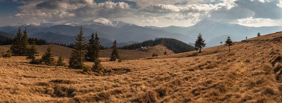 3. Горные пейзажи кажутся просто сказочными красота, украина