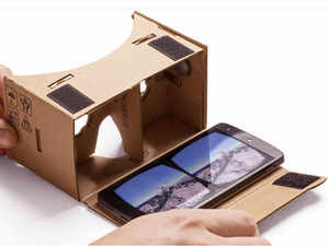 Google Cardboard, a VR gadget for the masses