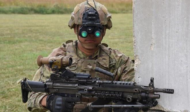 На вооружение Армии США скоро поступит новая система ночного видения