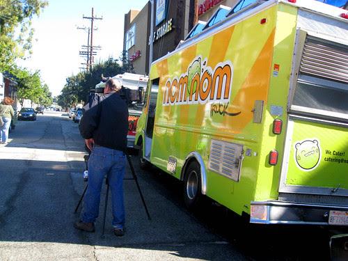 Food Truck Benefit for Haiti:  Nom Nom Truck