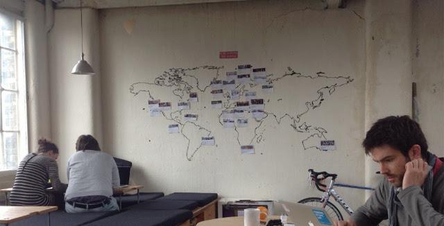 Imagen del hub de Islington. | C.F.