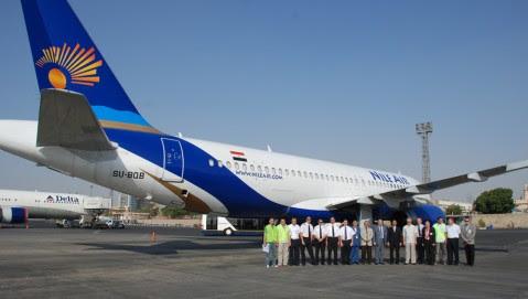 Nile Air A320