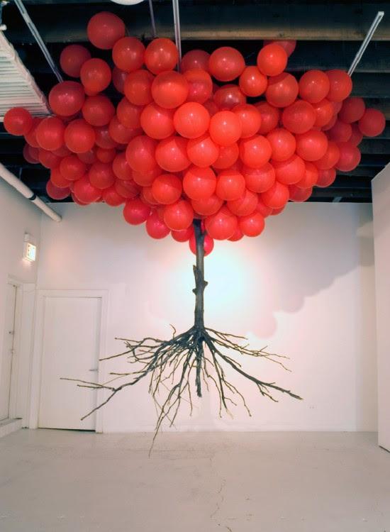 MyeongbeomKim 03 550x750 Les installations étranges de Myeongbeom Kim  installation art
