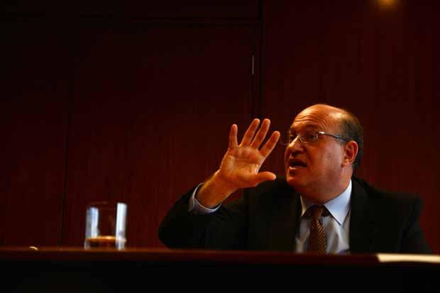Presidente do Banco Central, Ilan Goldfajn: BC reduziu para 0,8% a expectativa para alta do PIB em 2017