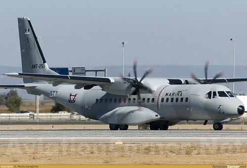 EADS/CASA C-295 para o México