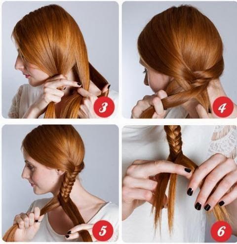 Coiffure204 Coiffure Cheveux Mi Long Facile Et Rapide