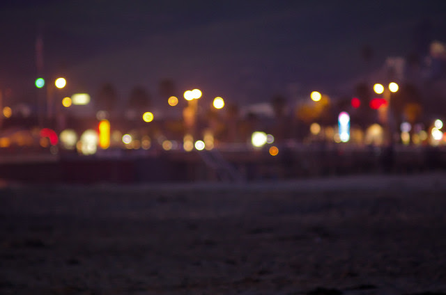 Tamron adaptall-2 135mm f/2.5 (03B) and Pentax K-5 on Pier with Twilight