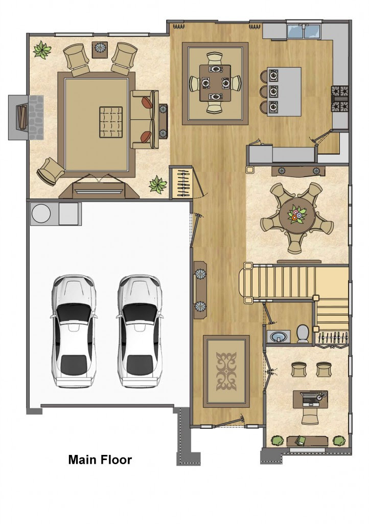 Plan Layout Examples Interior Beauty