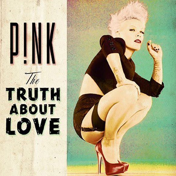 The Truth About Love (Cover), Pink
