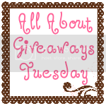 All About Giveaways Tuesday